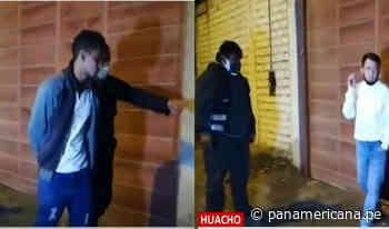 Huacho: Ciudadanos venezolanos celebran cumpleaños en pleno toque de queda | Panamericana TV - Panamericana Televisión