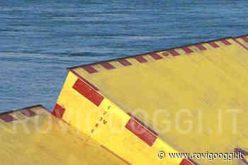 Prove di sollevamento del Mose a Chioggia - RovigoOggi.it