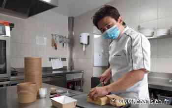 Fontainebleau : des menus gastronomiques à emporter grâce au chef étoilé - Le Parisien