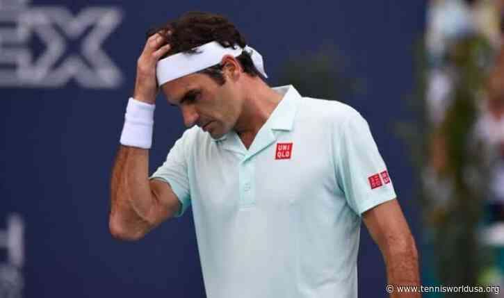 Roger Federer criticized for the message to Alan Jones