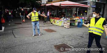VENARIA. Buona la prima per il ritorno del mercato in viale Buridani - giornalelavoce