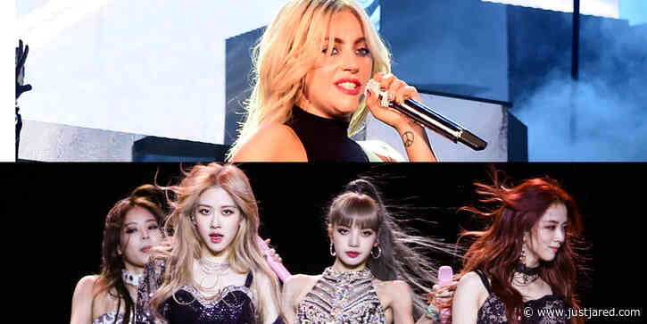 Lady Gaga Opens Up About Working With BLACKPINK on 'Sour Candy'