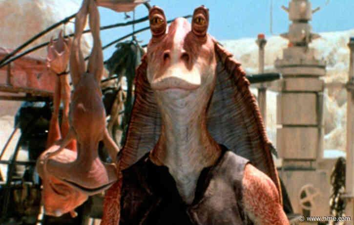 Watch Jar Jar Binks actor Ahmed Best return to the 'Star Wars' franchise