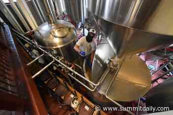 Dillon Dam Brewery brews 3000th batch - Summit Daily News