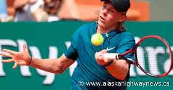Dillon Giancola: Tennis, anyone? - Alaska Highway News