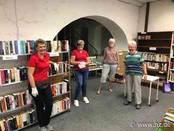 Bücherflohladen Giengen: Nach Umzug: Gebrauchte Bücher haben ein neues Zuhause - Heidenheimer Zeitung