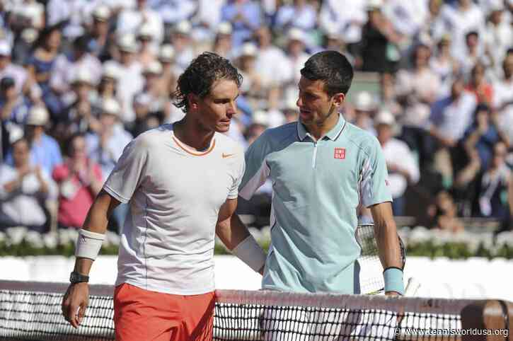 Uncle Toni: '2013 French Open semifinal between Nadal and Djokovic was too much'