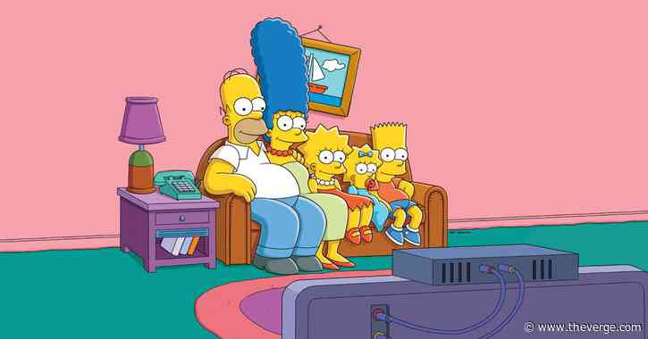 Disney Plus now streams The Simpsons in its proper aspect ratio, but it wasn't easy