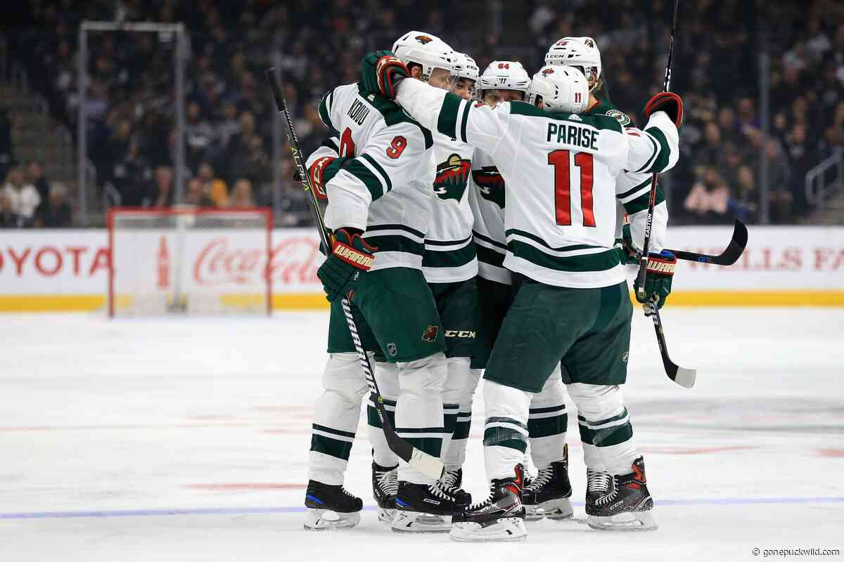 """Minnesota Wild vs Vancouver Canucks """"Play in Series"""" Preview"""
