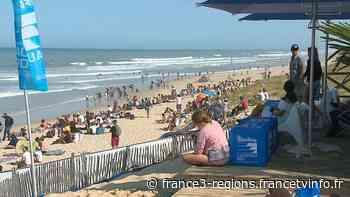 Circuit mondial de surf : les épreuves de Lacanau et Anglet annulées, Hossegor dans l'incertitude - France 3 Régions