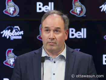 The Ottawa Senators can start looking towards off-season changes now - Ottawa Sun