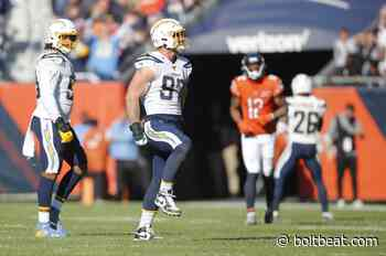 Five strongest positions on the Chargers depth chart