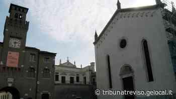 Oderzo, 500 fedeli in fila per poter fare la Comunione - La Tribuna di Treviso