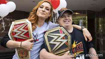 How WWE superstar Becky Lynch found a way to top 2019 with one announcement -- and give back to Special Olympics - ESPN