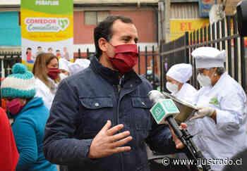 Alcalde de Peñaflor hace grave denuncia contra el gobierno y advierte que el hospital colapsó - Ilustrado Chile