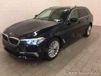 Vendo BMW Serie 5 Touring 520d aut. Luxury nuova a Olgiate Olona, Varese (codice 7499619) - Automoto.it