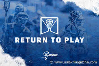 US Lacrosse Issues Return to Play Recommendations - US Lacrosse Magazine