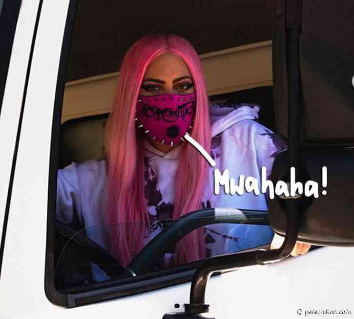 Lady GaGa Fans Mercilessly Troll A FedEx Worker To Celebrate Chromatica's Release!