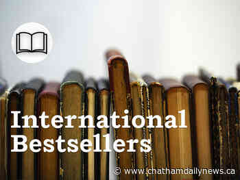 International: 30 bestselling books for the week of May 23 - Chatham Daily News