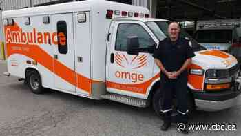 Ornge establishes temporary land ambulance base in Chatham - CBC.ca