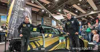 Max Kruse steigt mit eigenem Rennstall beim eSports im ADAC Digital Cup ein - SPORT1