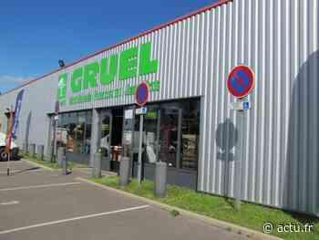 Un magasin de matériel de jardinage cambriolé à Grandvilliers - actu.fr