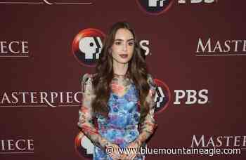 Lily Collins 'weirdly' craves 'nervousness' in her acting roles - Blue Mountain Eagle