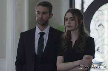 Lily Collins on 'Inheritance' and Working with David Fincher on 'Mank' - Collider.com