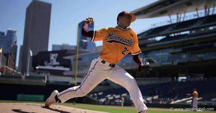 Padres land Minnesota's Max Meyer in new MLB.com mock
