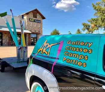 The Arts: Best little ARThouse in Texas - The Cross Timbers Gazette