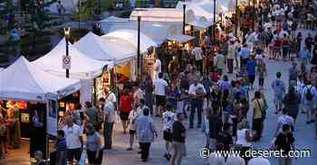 Utah Arts Festival will hold online events, artist marketplace in June - Deseret News