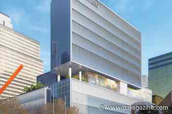 Dallas Arts District Hotel Moves Forward With Construction Phase - D Magazine
