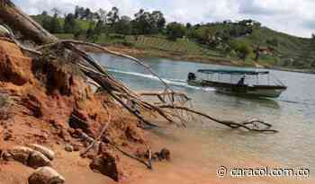 Nivel de agua en el Embalse Peñol-Guatapé estaría en un 35% - Caracol Radio