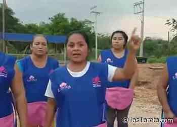Costureras de Macuspana explotan contra AMLO por cortes de CFE +Video - La Silla Rota