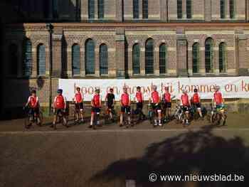 MJR team schenkt 30000 € aan Kom Op Tegen Kanker - Het Nieuwsblad