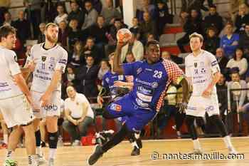Andy Pijulet, le retour mais à Bouguenais. Sport - maville.com