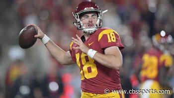 Former USC quarterback JT Daniels chooses Georgia as transfer destination