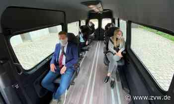 Kernen: Busunternehmen Schlienz baut wegen Corona Shuttle-Busse um - Kernen - Zeitungsverlag Waiblingen