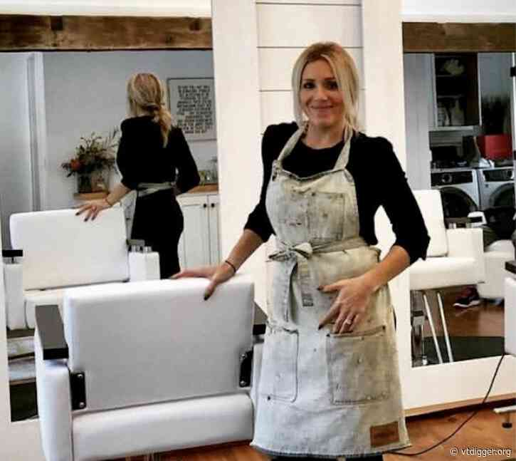 Vermont hair salons prepare to reopen with special safety restrictions
