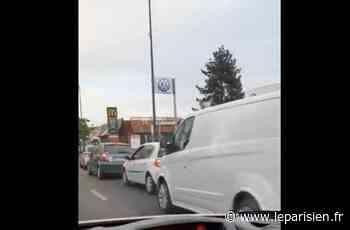Saint-Gratien : pris d'assaut, le drive du McDonald's a finalement fermé - Le Parisien