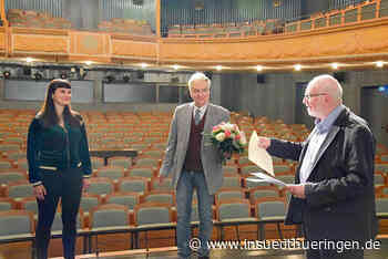 Meiningen: Marianne Schechtel gewinnt Ulrich-Burkhardt-Preis - inSüdthüringen.de
