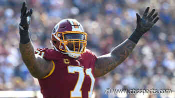 Trent Williams says he was prepared to return to Redskins last season before NFI placement