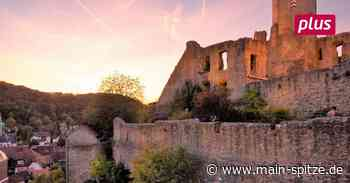 Burg Eppstein in Wort und Bild - Main-Spitze