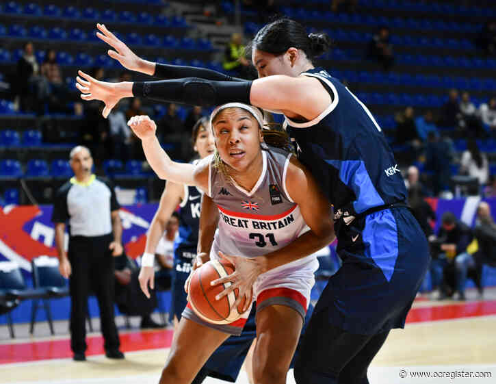 Kristine Anigwe, newest Sparks member, looks forward to playing alongside 'legends'