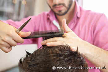 Coronavirus Scotland: Glasgow barbers fined by cops for opening amid lockdown and giving haircuts - The Scottish Sun