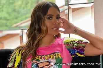 Galilea Montijo muestra su tonificada espalda en un revelador vestido - Publimetro México