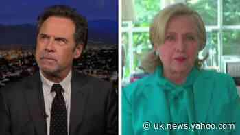 Dennis Miller says Hillary Clinton could still join 2020 race after endorsing Biden