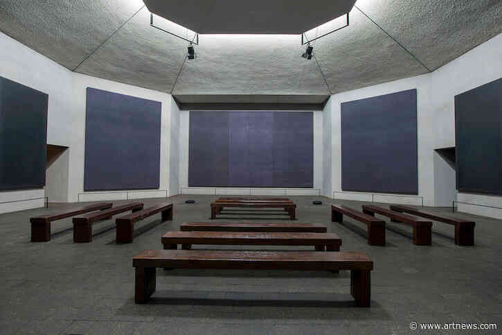 Houston's Rothko Chapel Is a Transcendent Artwork—But the Path to Create It Was Long andDifficult