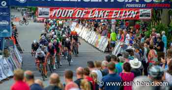Tour of Lake Ellyn, rest of cycling series canceled