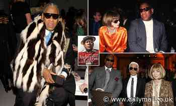Andre Leon Talley thought the love of his fashionista friends would last for ever